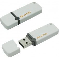 Накопитель USB 2.0 Flash Drive 4GB Qumo Optiva 02 White